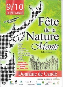 Fête de la Nature à MONTS